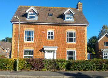 Thumbnail 5 bed detached house for sale in Redwing Road, Gabriel Park, Basingstoke