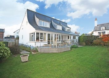 Thumbnail 4 bedroom detached house for sale in Ferry Road, Topsham, Exeter
