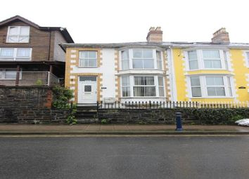 Thumbnail 3 bed town house to rent in Pentir, North Road, Aberystwyth