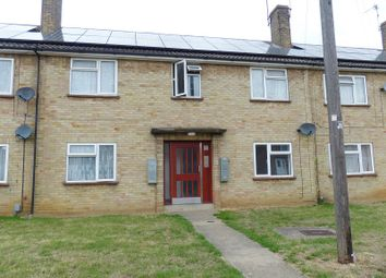 Thumbnail 1 bed flat for sale in Swale Avenue, Peterborough, Cambridgeshire.