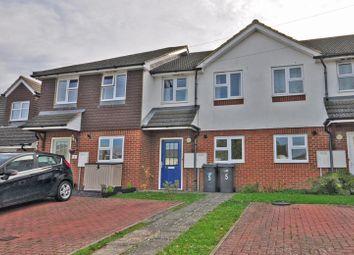 Thumbnail 2 bed terraced house for sale in Hamlins Park Close, Hailsham