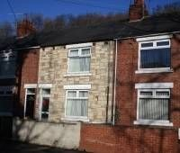 Thumbnail 2 bed terraced house to rent in Glen Terrace, Chester Le Street