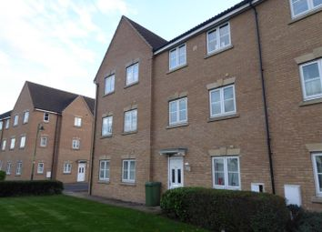 Thumbnail 1 bed flat for sale in Hargate Way, Hampton Hargate, Peterborough