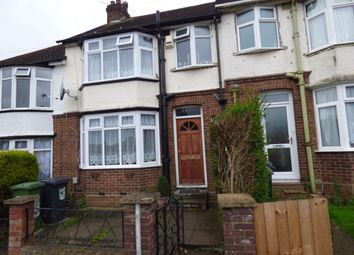 Thumbnail 3 bed semi-detached house to rent in Milton Road, Luton, Bedfordshire