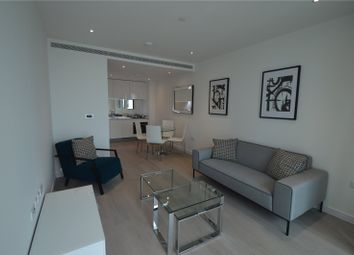 Thumbnail 1 bed flat for sale in Sky Gardens, Nine Elms, 155 Wandsworth Road, London