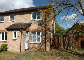 Thumbnail 2 bedroom semi-detached house to rent in Thyme Close, Thetford