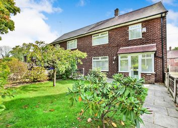 Thumbnail 3 bed semi-detached house for sale in Blackcarr Road, Manchester