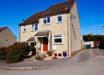 Thumbnail 2 bed semi-detached house for sale in Mount Pleasant, Atworth, Melksham