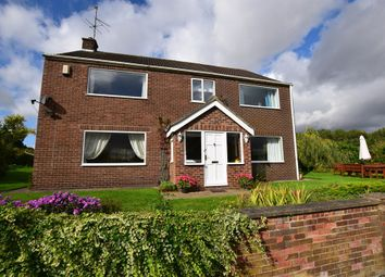 Thumbnail 4 bed detached house for sale in Hill Top, Barton Hill, Whitwell, York