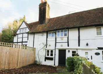Thumbnail 2 bed terraced house for sale in Bisham Village, Bisham, Marlow
