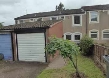 Thumbnail 2 bed terraced house for sale in Talgarth Covert, Kings Norton, Birmingham