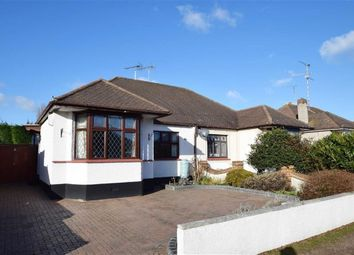 Thumbnail 2 bed semi-detached bungalow for sale in Irvington Close, Leigh-On-Sea, Essex