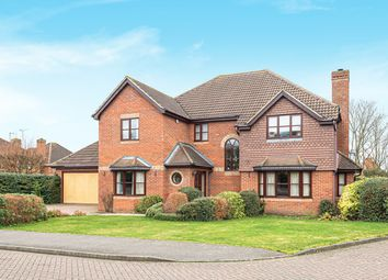 Thumbnail 5 bed detached house for sale in Maple Close, Pulloxhill