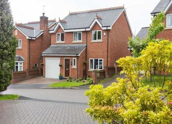 Thumbnail 4 bed detached house for sale in The Coppice, Prestwich, Manchester