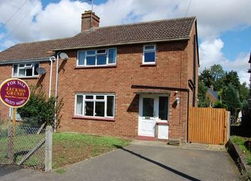 Thumbnail 3 bedroom semi-detached house for sale in Grasscroft, Long Buckby, Northampton