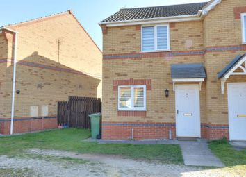 Thumbnail 2 bed semi-detached house to rent in Granville Road, Scunthorpe