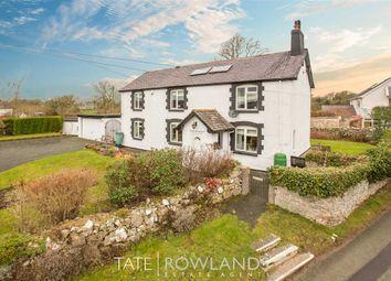 Thumbnail 4 bed cottage for sale in Walwen House, Ffordd Walwen, Lixwm