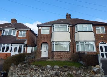 Thumbnail 3 bed semi-detached house for sale in Glenwood Road, Kings Norton, Birmingham
