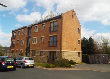 Thumbnail 2 bed flat for sale in Greenlea Court, Huddersfield, West Yorkshire