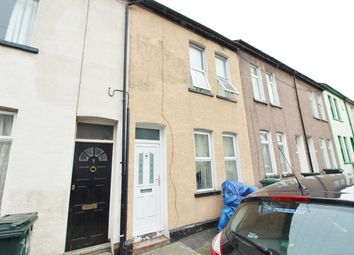 Thumbnail 2 bed terraced house for sale in Wallis Street, Newport