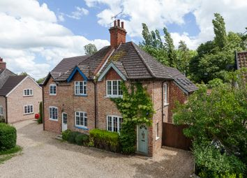 Thumbnail 3 bed semi-detached house for sale in Church Terrace, Cheveley, Newmarket