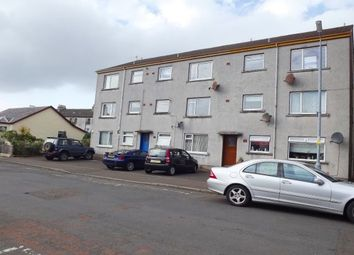 Thumbnail 1 bed flat to rent in Allanpark Street, Largs