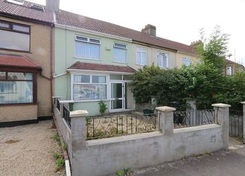 Thumbnail 3 bed terraced house for sale in Halls Road, Bristol, Bristol