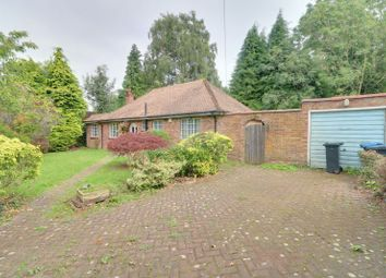 Thumbnail 3 bed detached bungalow for sale in Hayes Lane, Kenley