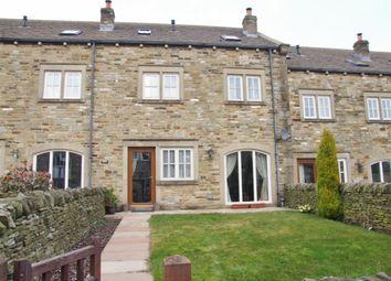 Thumbnail 4 bed terraced house for sale in Denholme House Farm Drive, Denholme, Bradford