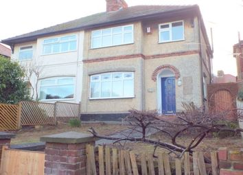 Thumbnail 3 bed semi-detached house to rent in Greenhow Avenue, West Kirby, Wirral