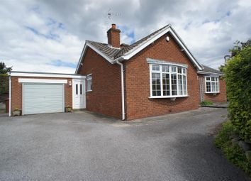 Thumbnail 2 bed bungalow to rent in Belper Road, West Hallam, Ilkeston