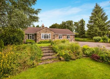 Thumbnail 3 bed detached bungalow for sale in Bromley Edge Lane, Winkhill, Leek