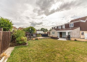 Thumbnail 4 bed semi-detached house for sale in Nettlestone Close, Henbury, Bristol