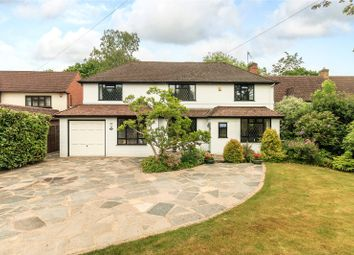 Thumbnail 4 bed detached house for sale in Daleside, Gerrards Cross, Buckinghamshire