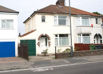 Thumbnail 3 bed property for sale in Overndale Road, Downend, Bristol