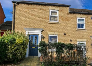 Thumbnail 3 bed semi-detached house for sale in Edward Drive, Kemsley, Sittingbourne