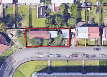 Thumbnail 2 bed detached bungalow for sale in 81, Larchgrove Road, Glasgow