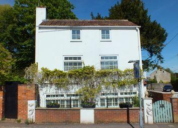 Thumbnail 4 bed detached house for sale in Trowbridge Road, Hilperton, Trowbridge, Wiltshire.