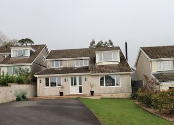 Thumbnail 4 bed detached house for sale in Llannon, Llanelli