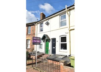 Thumbnail 3 bed terraced house for sale in Rochdale Road, Tunbridge Wells