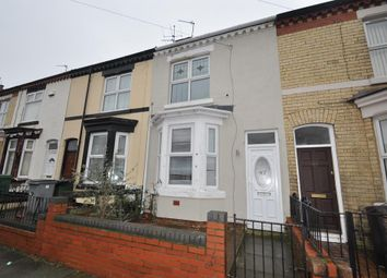Thumbnail 2 bedroom terraced house for sale in Lucerne Road, Wallasey