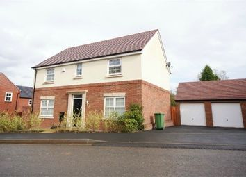 Thumbnail 4 bed detached house to rent in Red Norman Rise, The Furlongs, Hereford
