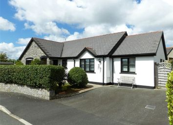 Thumbnail 4 bed detached bungalow for sale in Parklands, St Florence, Tenby, Pembrokeshire