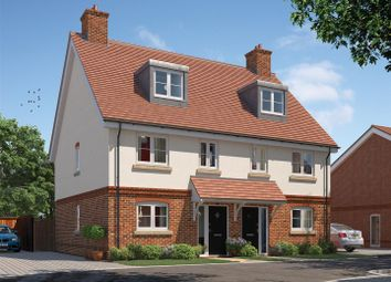 Thumbnail 3 bed semi-detached house for sale in Parsons Way, Tongham, Farnham