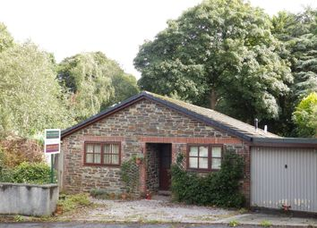 Thumbnail 3 bed detached bungalow for sale in Downlea, Tavistock
