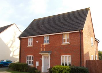 Thumbnail 4 bed detached house for sale in Masefield Place, Earl Shilton, Leicester.