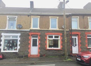 3 bed terraced house for sale in Brynglas Terrace, Caerau, Maesteg CF34