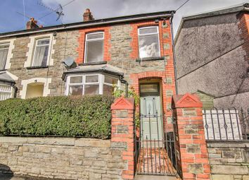 Thumbnail 3 bed property for sale in Taff Terrace, Abercynon, Mountain Ash