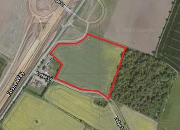 Thumbnail Land for sale in Agricultural Land For Sale, Fusse Road, Screveton, Nottinghamshire