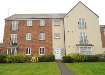 Thumbnail 2 bed flat for sale in Phoenix Place, Great Sankey, Warrington
